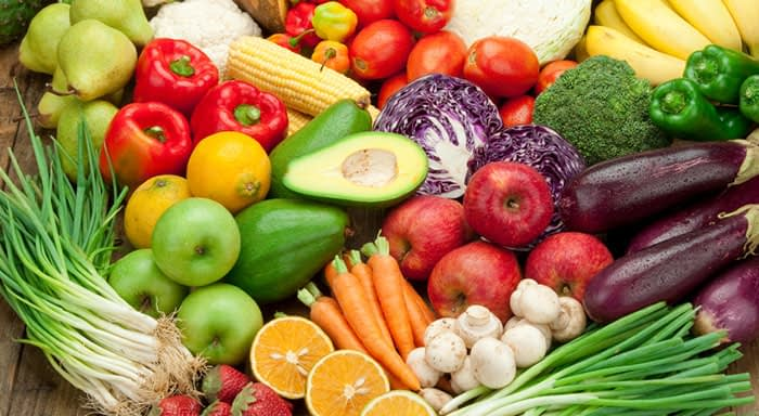 7 most alkaline fruits and vegetables