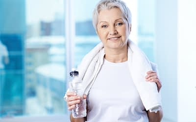 How does alkaline water act on the health of our bones?